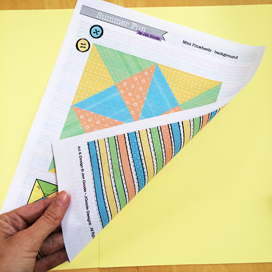 Print out the printable by Jen Goode