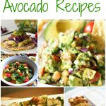Avocado Recipes -- a great colleciton of recipes to make with wonderful avocado!