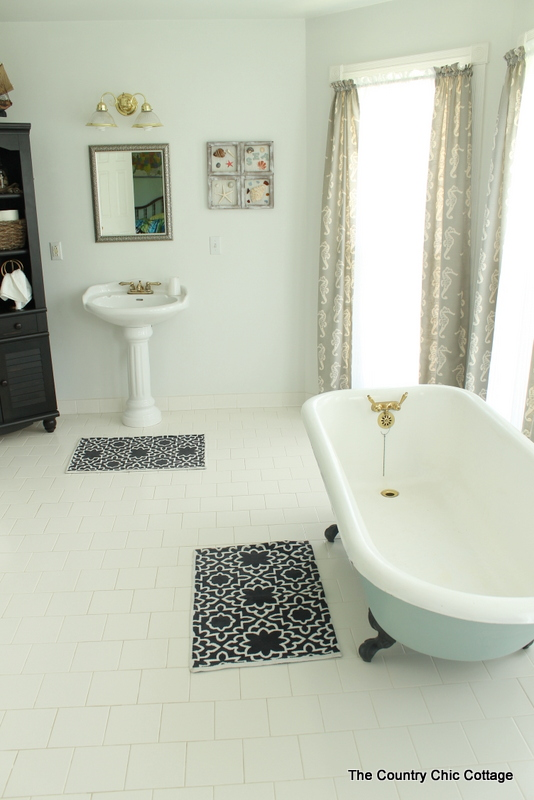 Nautical Themed Bathroom Design    An Elegant Yet Fun Spin On The Beach  Theme For