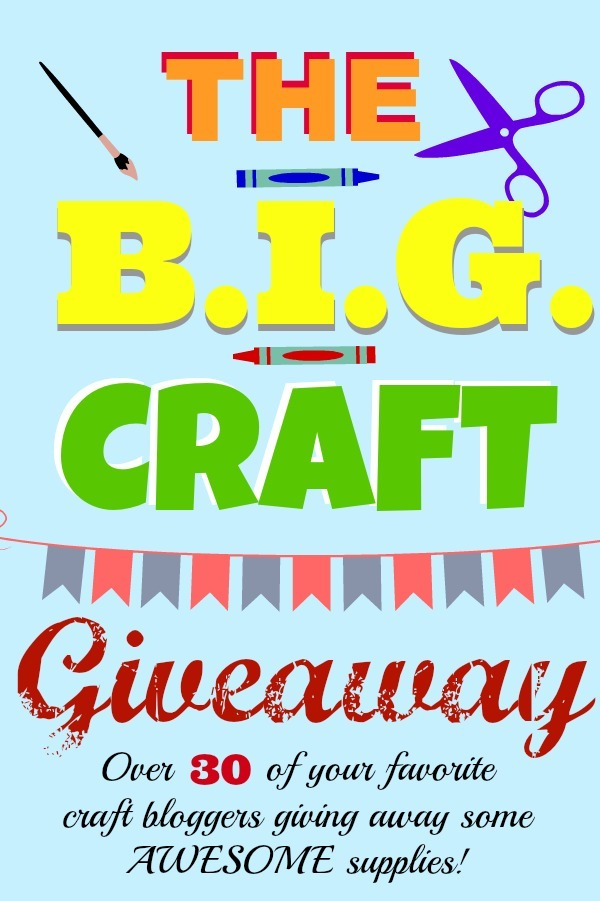 The_B.I.G._Craft_Giveaway_