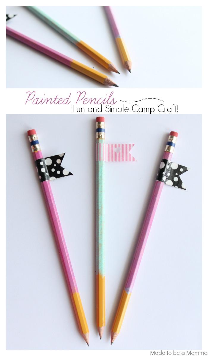 cl2 Painted-Pencils