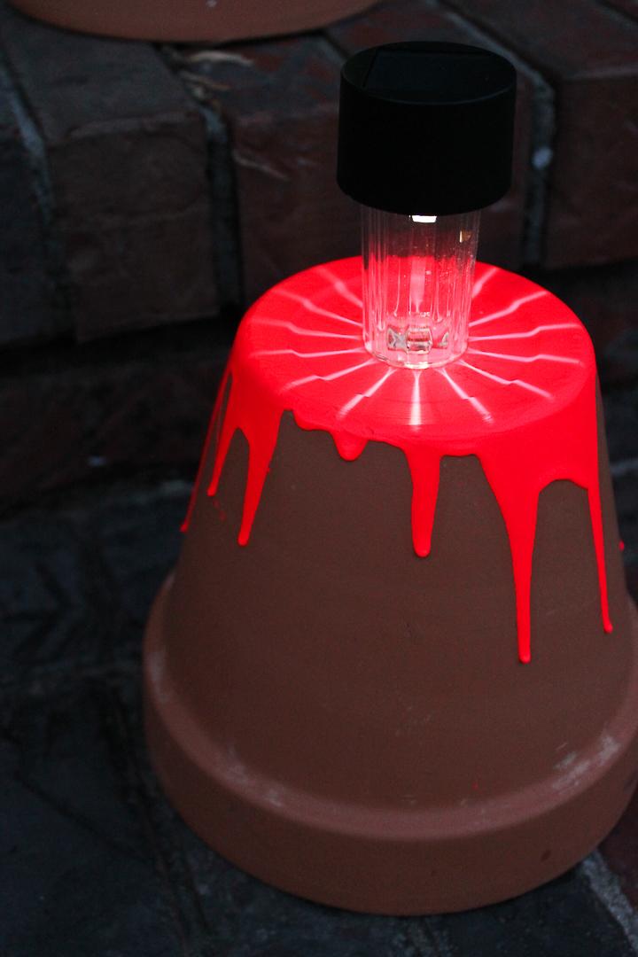 drip paint pot