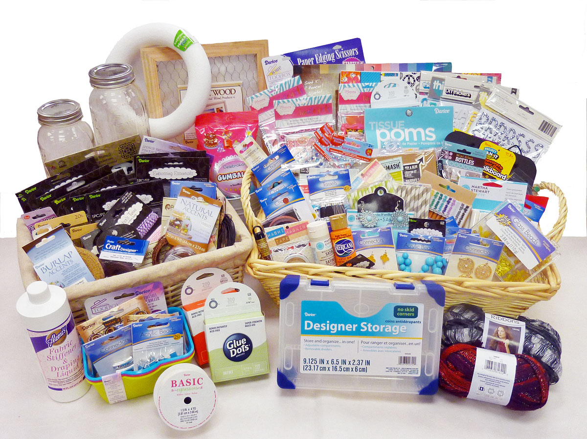 Consumer Crafts Giveaway Prize