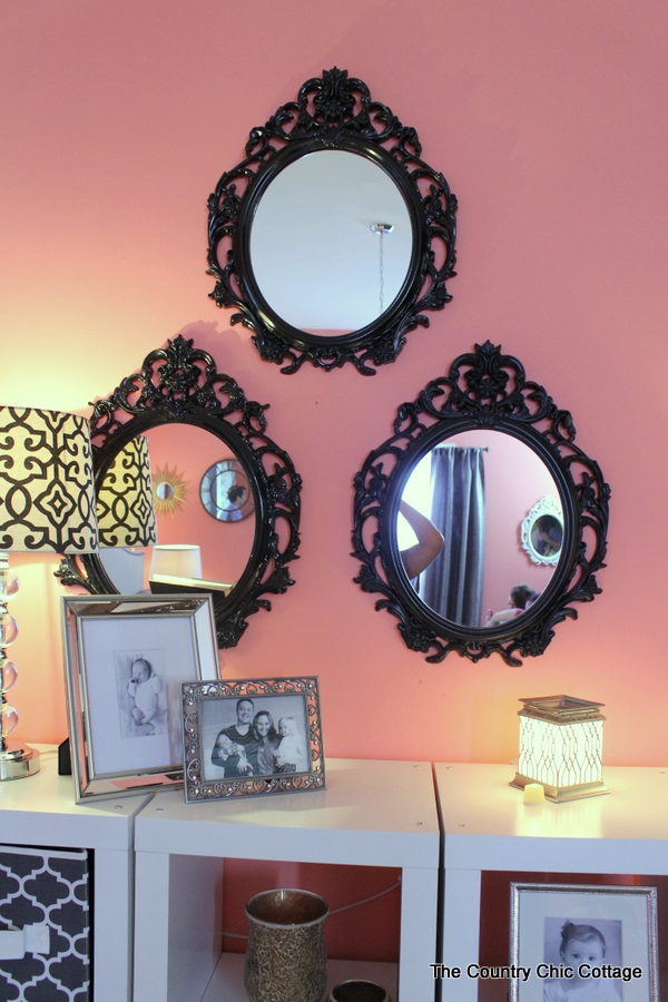 Better homes and gardens style showcase the country chic for Better homes and gardens baroque wall mirror