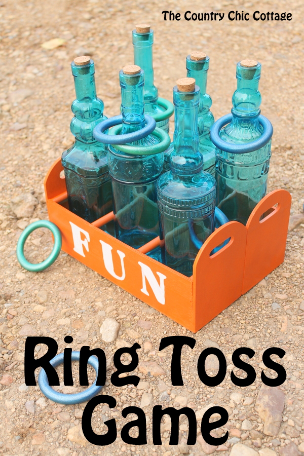 Make Ring Toss Game From Scratch