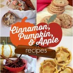 Over 30 Fall Recipes to make this season!