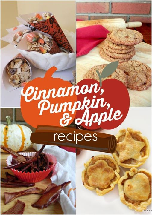 Over 30 Fall Recipes to make this season!