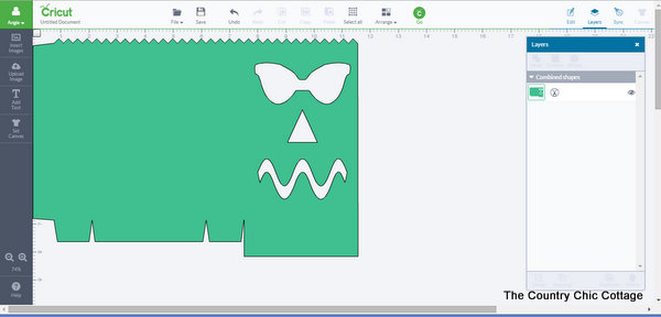 cricut pattern for halloween
