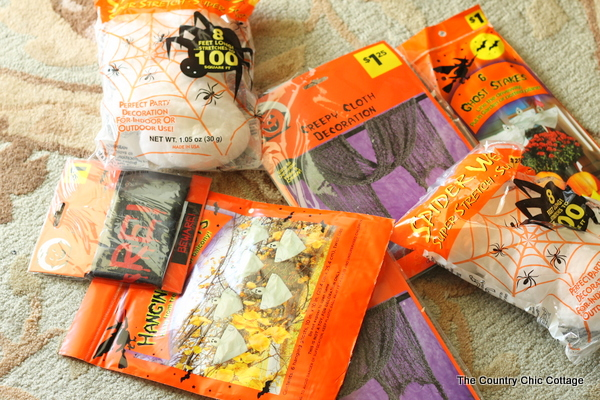 Halloween decorations you can make yourself cheap for Halloween decorations you can make at home
