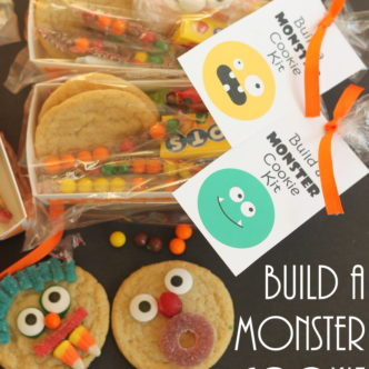 Build a Monster Cookie Kit
