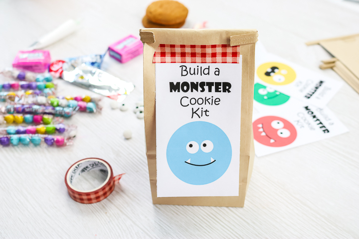 kids cookie decorating kit