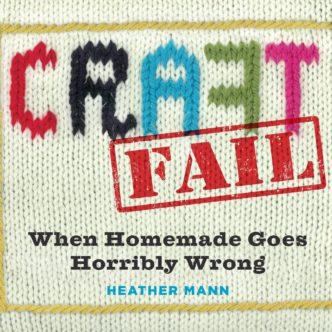 Craft Fail — the book!