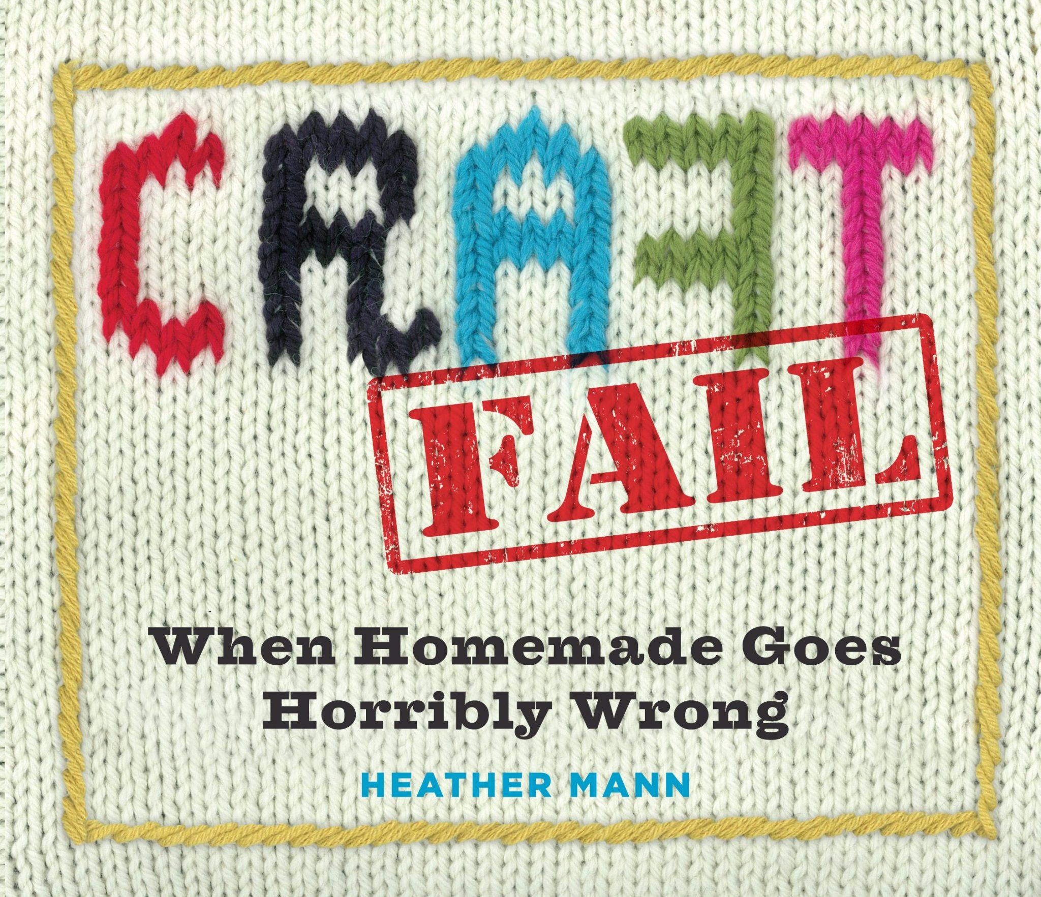 craft fail book