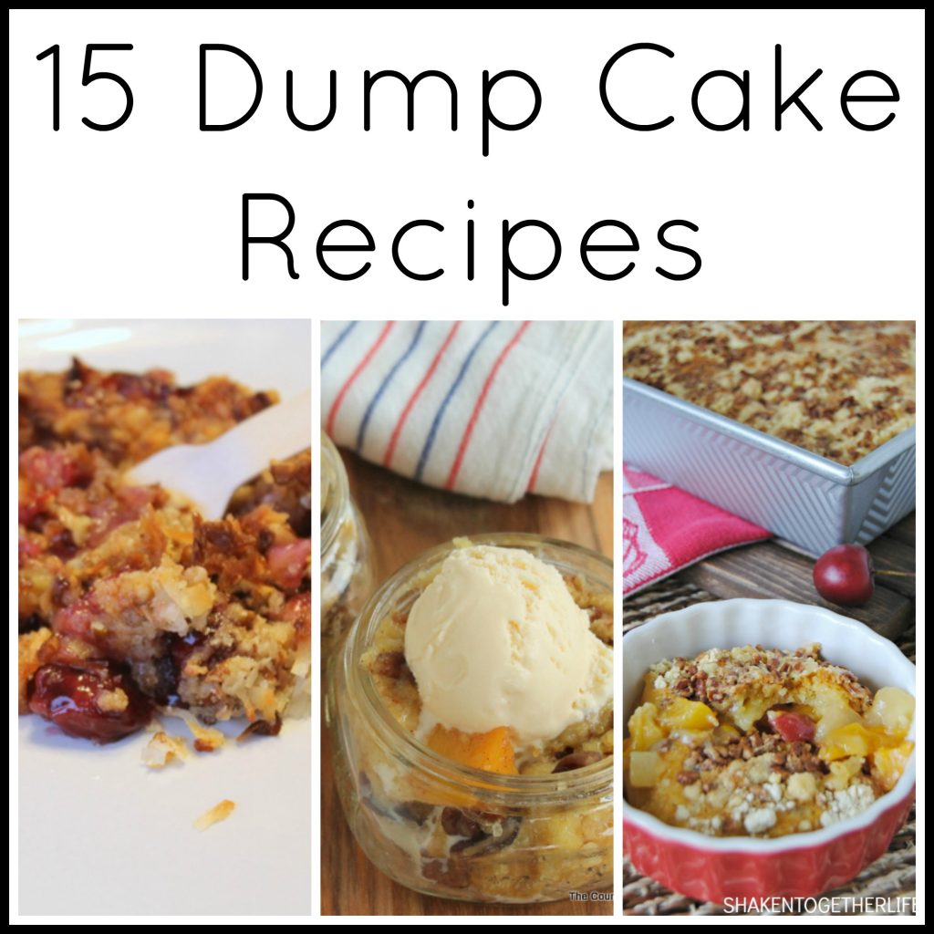 15 Dump Cake Recipes - * THE COUNTRY CHIC COTTAGE (DIY, Home Decor ...