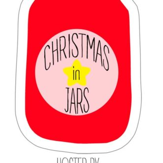 Link up YOUR Christmas Mason Jar Crafts