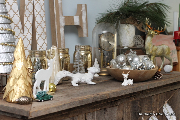 Farmhouse Christmas decorating ideas