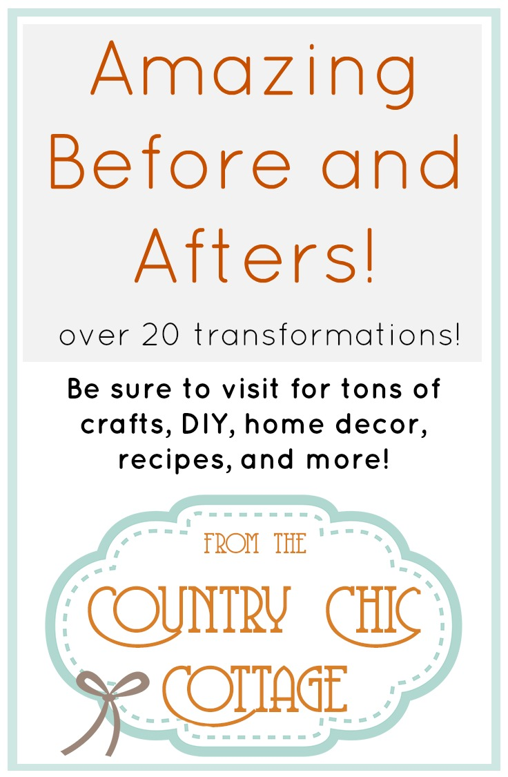 See the before and after on amazing transformations!