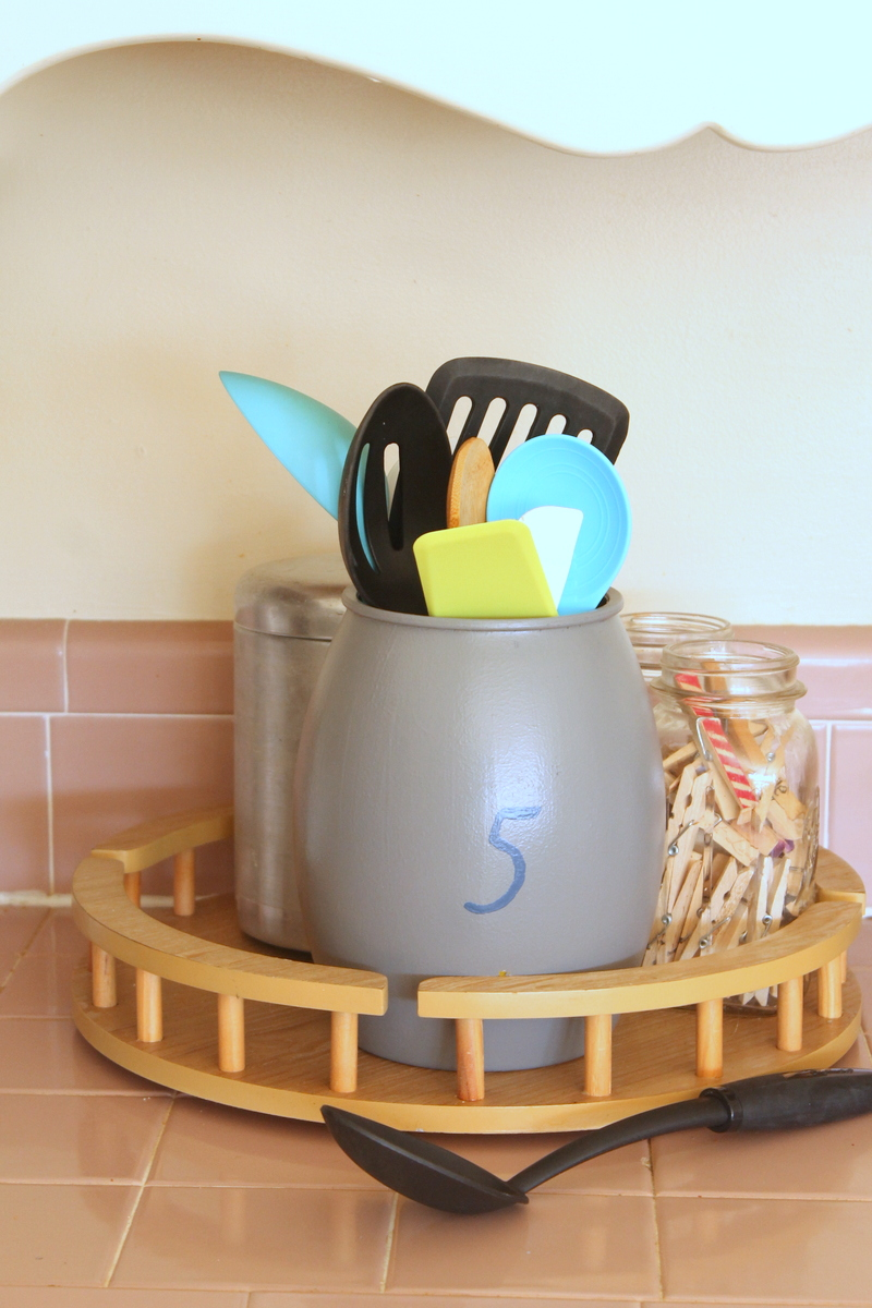 Organizing Your Kitchen - The Country Chic Cottage