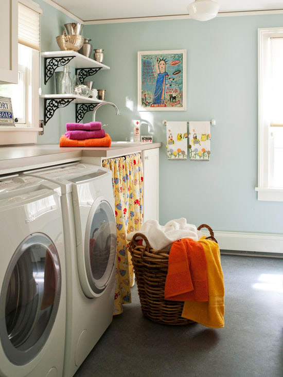 These Ideas Inspire You To Get An Organized Laundry Room In Your Home