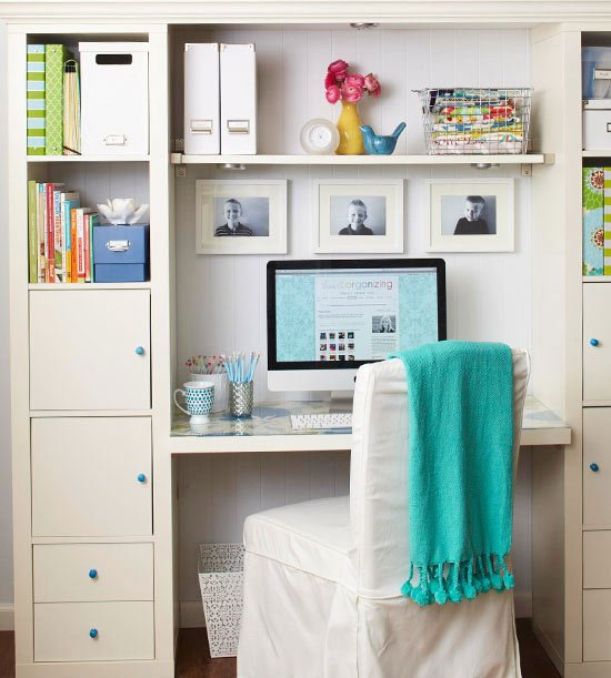 Office Organization Ideas The Country Chic Cottage