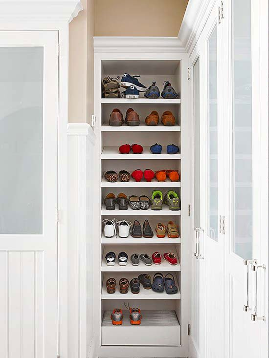 Amazing ideas to organize clothes, shoes, and more!