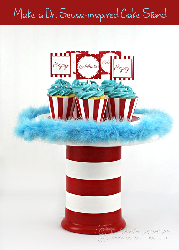 Tons of quick and easy Dr. Seuss crafts that take 15 minutes or less to make!