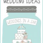 Get 25 great mason jar wedding ideas here -- perfect for any wedding theme!