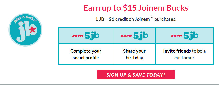 Shop joinem for guaranteed savings off the lowest price online!