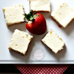 Strawberry Lemon Shortbread bars from cupcakesandcrinoline.com