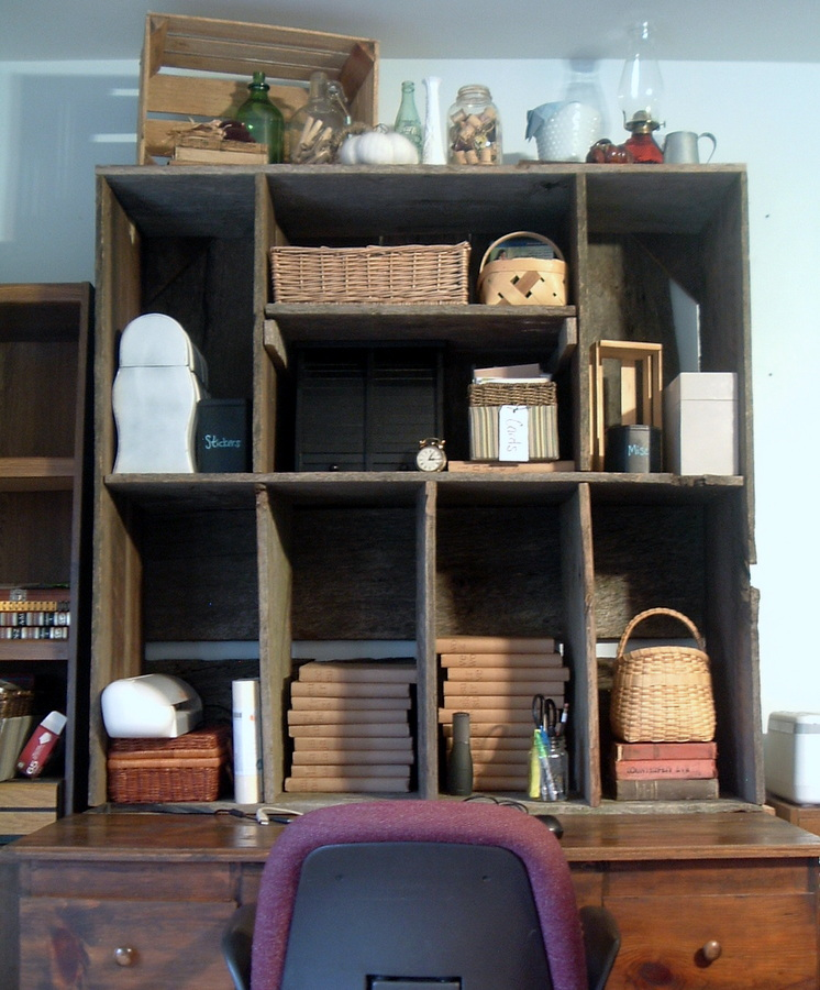 Finding room for a creative workspace in any size home or apartment!