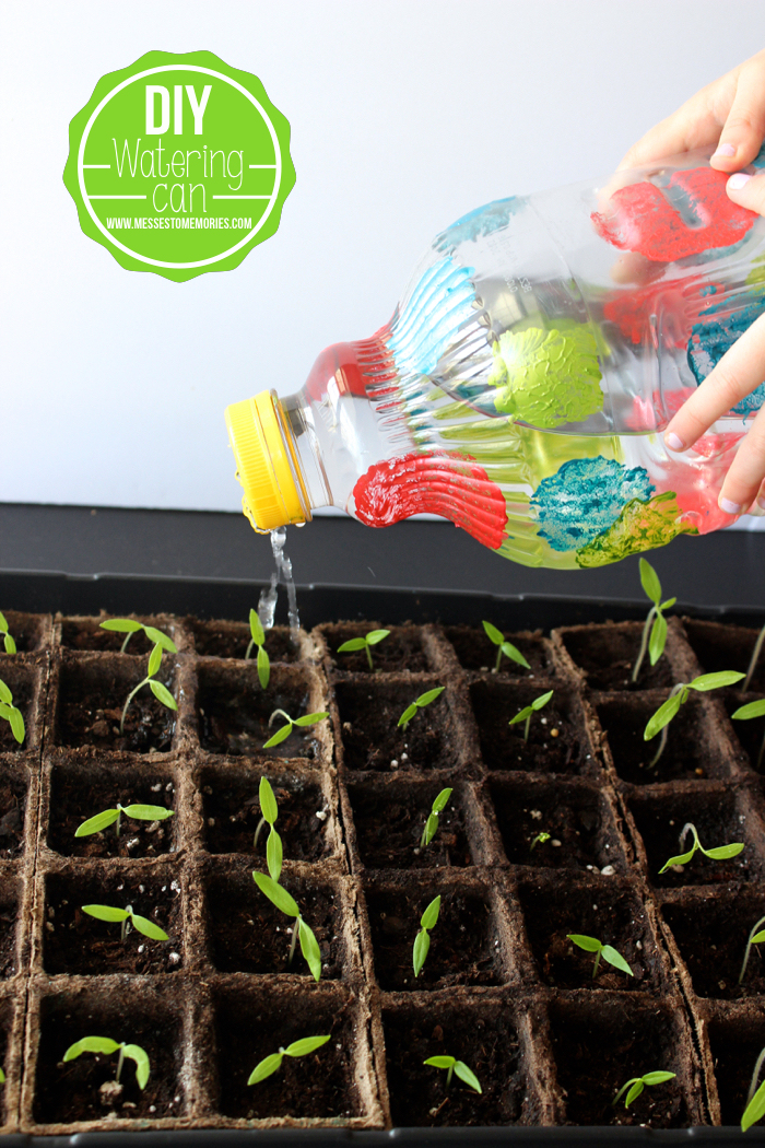 Great ideas for recycled crafts that take 15 minutes or less. Use one or more of these ideas for Earth Day!