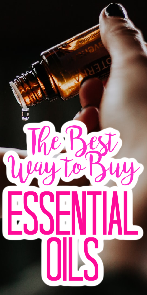 the best place to buy essential oils