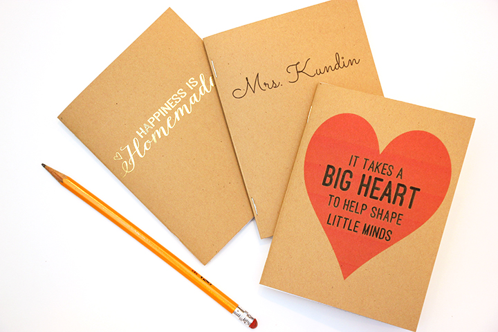 Tons of quick and easy teacher appreciation ideas that you can complete in 15 minutes or less!