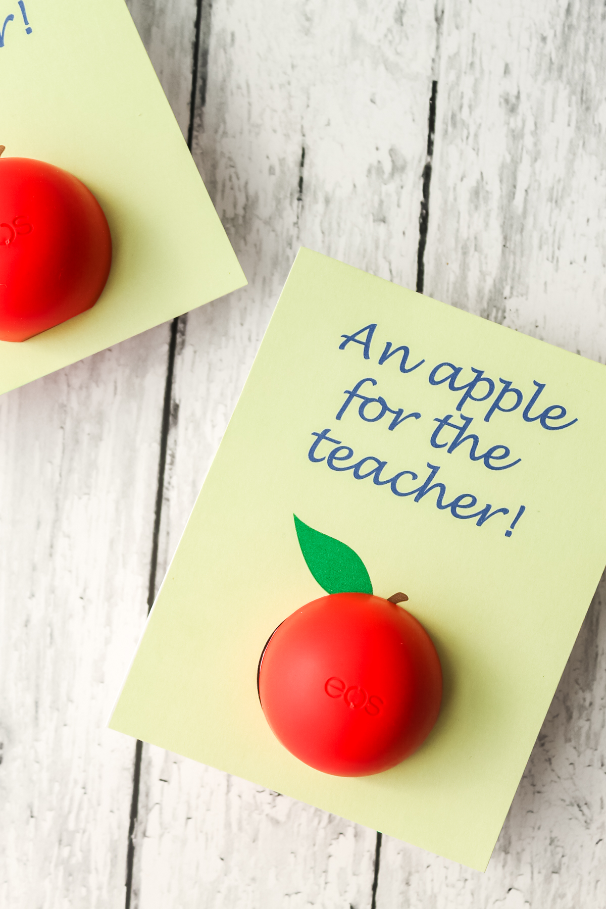 teacher appreciation eos