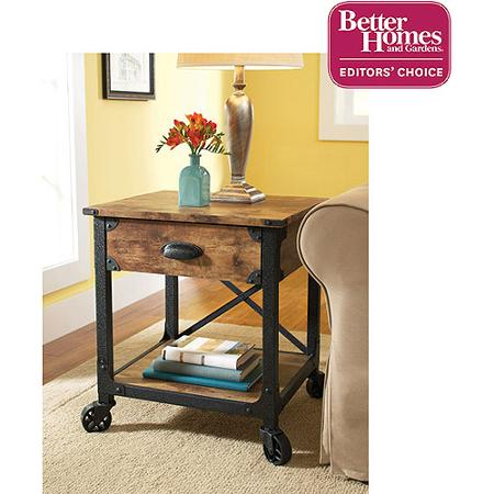 walmart coffee table and end tables | idi design
