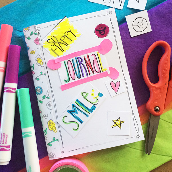 DIY Printable Journal Kit designed by Jen Goode
