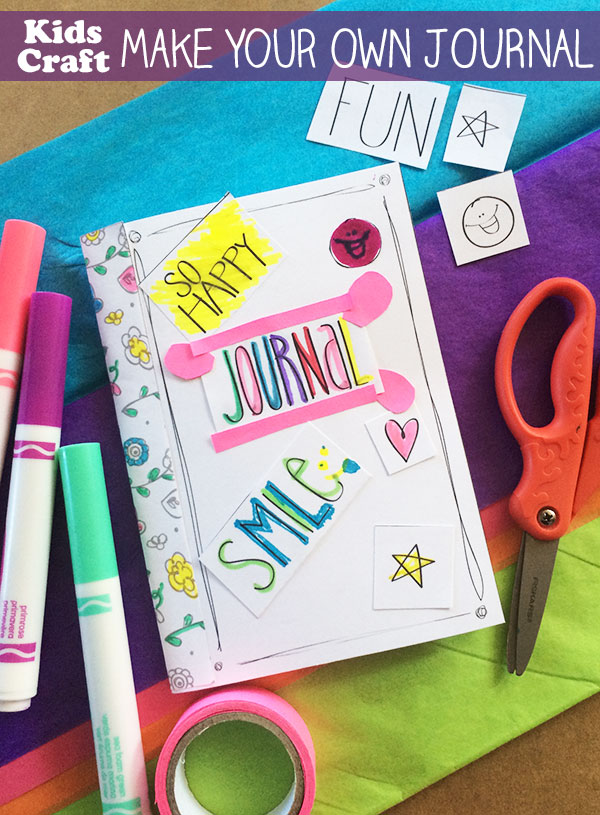 DIY Printable Journal Kit designed by Jen Goode