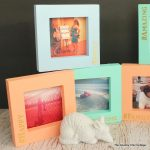 Make your own Instagram picture frames complete with hashtags!