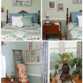 Rustic Farmhouse Bedroom Reveal