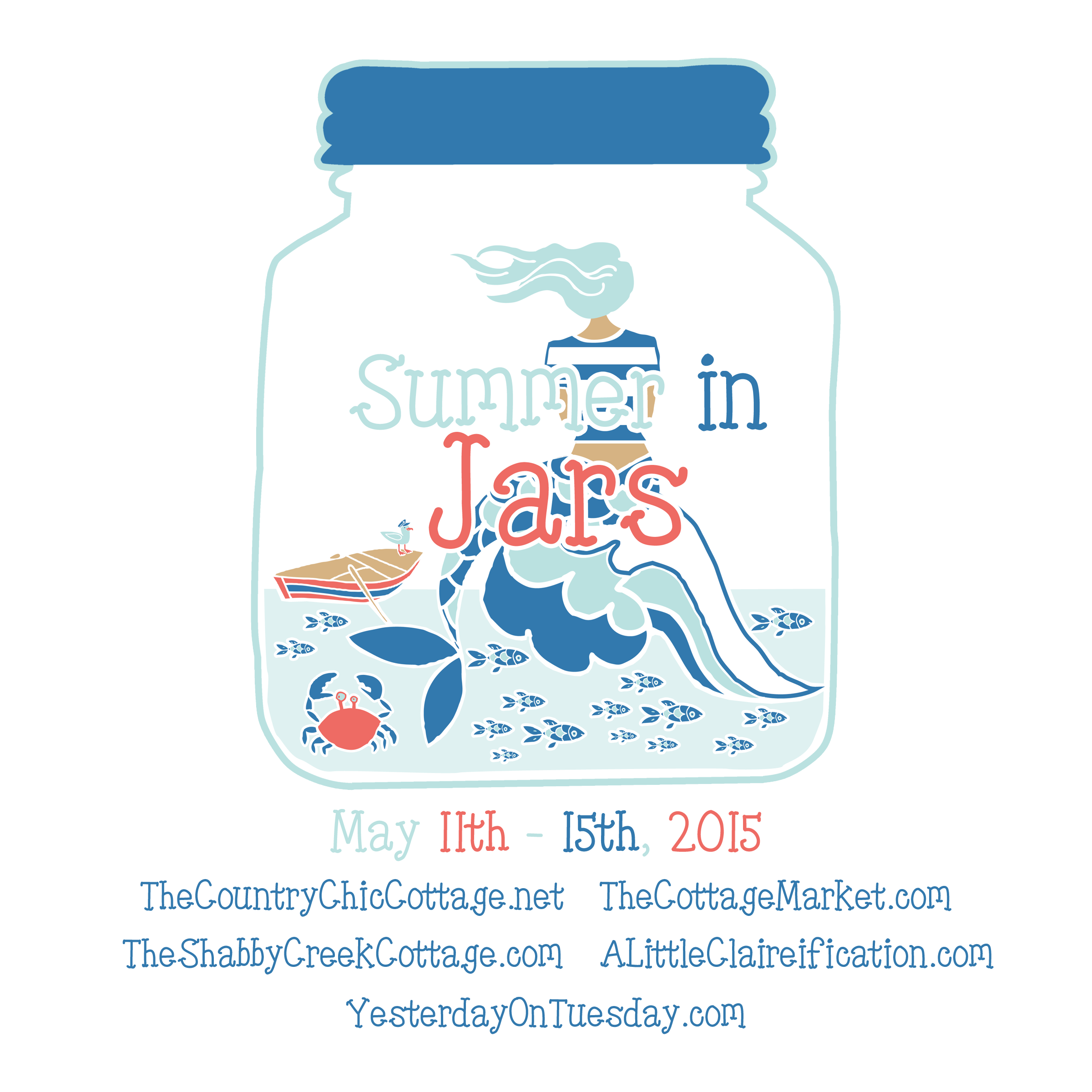 Get amazing idea for summer in mason jars. These are ideas are all of the mason jar crafts you need!