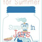 Get 25 mason jar ideas for summer that you can make today! From food to crafts and more!