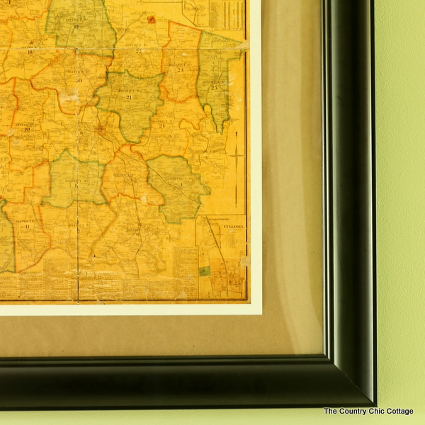 See where to purchase reproduction vintage maps for affordable and stylish art for your home. These HUGE pieces of art are gorgeous and affordable.
