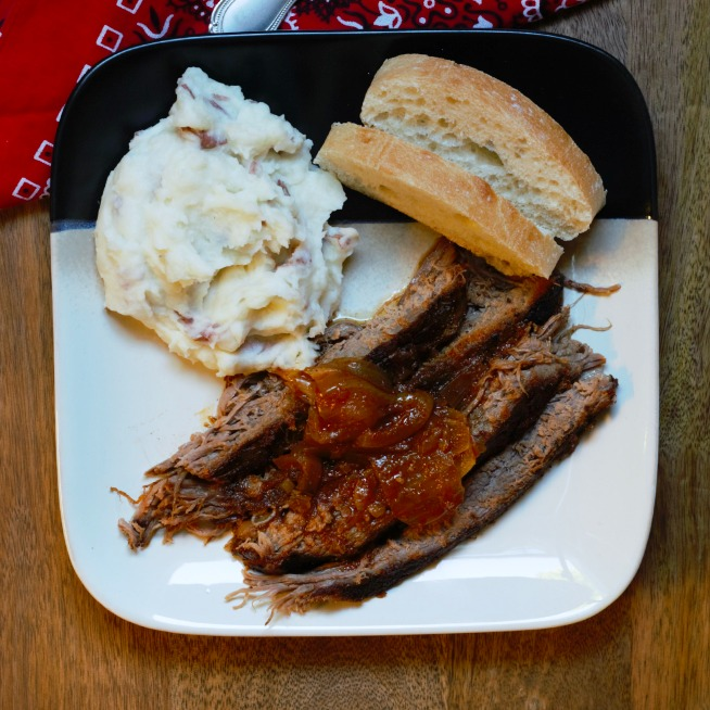 Marinated and Grilled Texas Flank Steak
