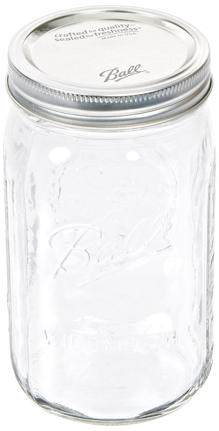 32 oz wide mouth mason jars - Your Buying Guide To All Things Mason Jar Everything You Ever Wanted To Know About