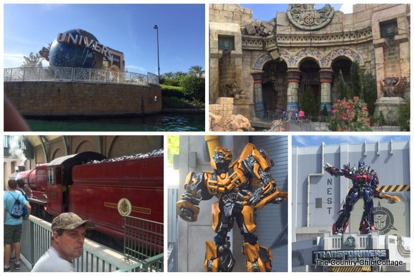 Our trip to the Universal Studios park in Orlando Florida along with tips and tricks for your vacation.
