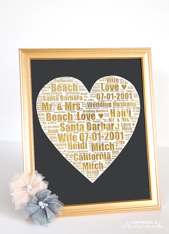 Quick and easy wedding craft ideas for your ceremony and reception.