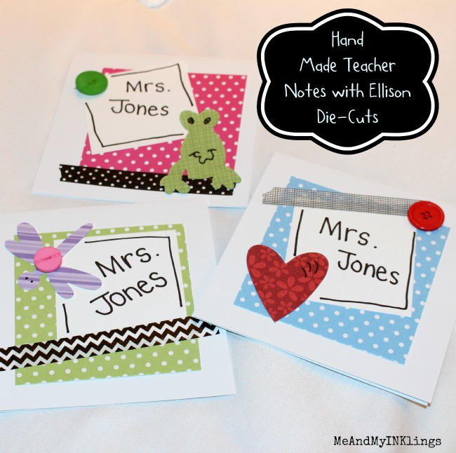Quick and easy back to school crafts that take 15 minutes or less to complete!