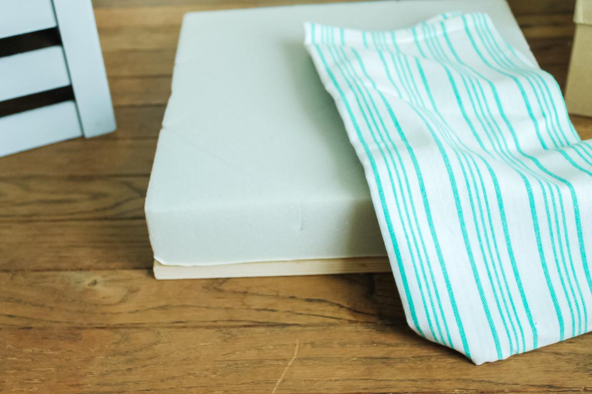 foam topper for stool