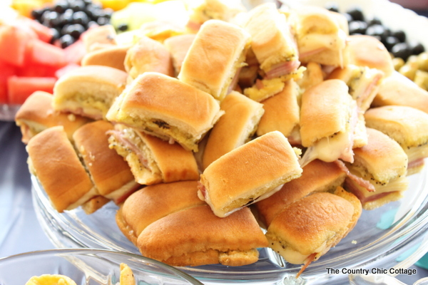 party ham rolls recipe-001
