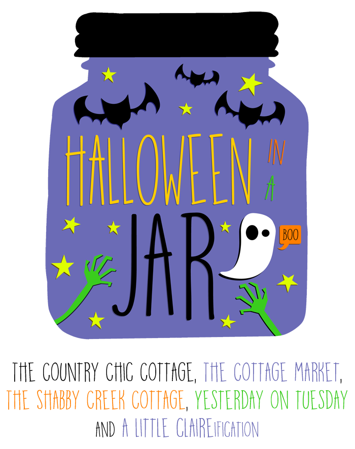 Halloween crafts with jars!